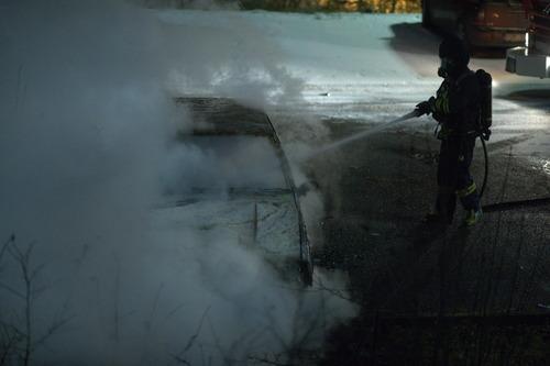 bilbränder lund
