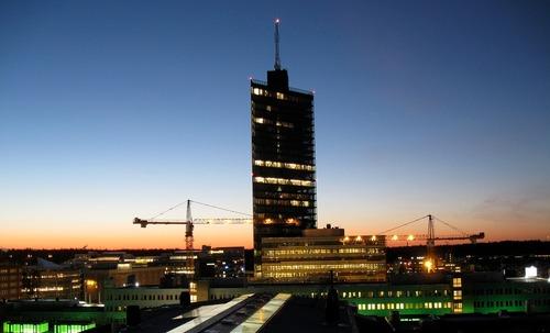 företag i kista science tower