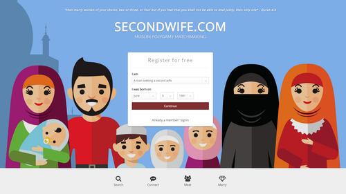 muslimska polygami dejtingsajt När gjorde online dating första start