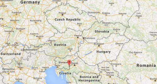 Gammal bomb hittad i budapest