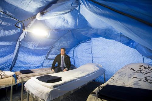 Klart med bygglov för tältläger Sydsvenskan