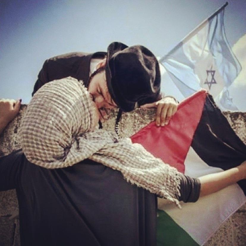 pengar arab kissing