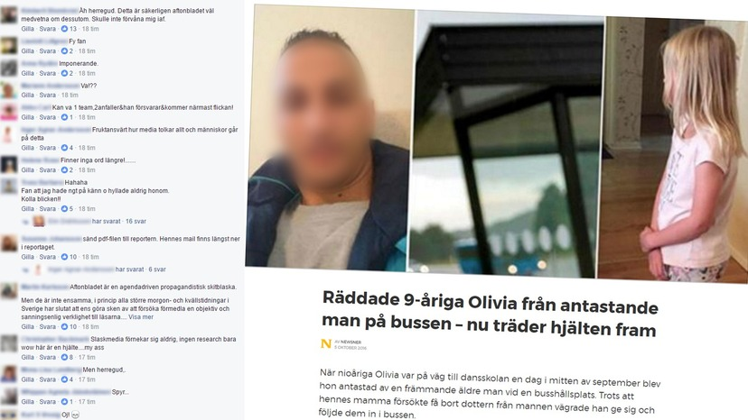 sociala media svart sex nära Göteborg
