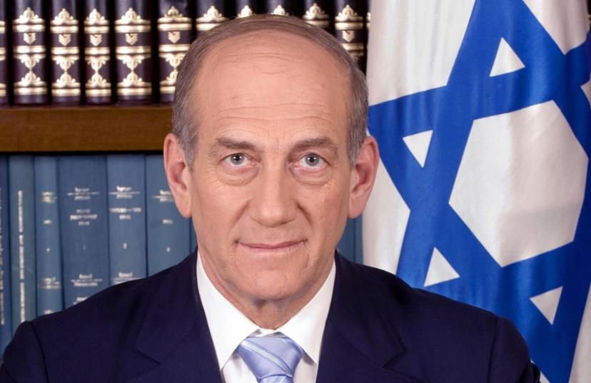 Olmert doms for mutbrott