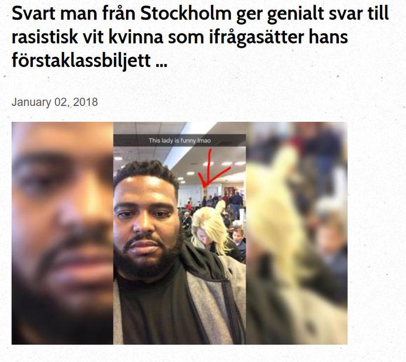 Svarta män kön män