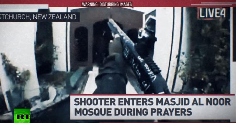 """50-tal Muslimer Dödade I """"Breivik-inspirerat"""" Terrordåd I"""
