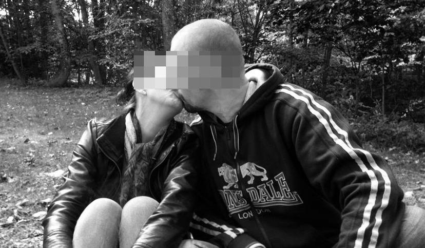 flickvän och pojkvän Sala