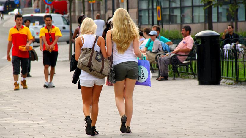 Kvinnor Sverige