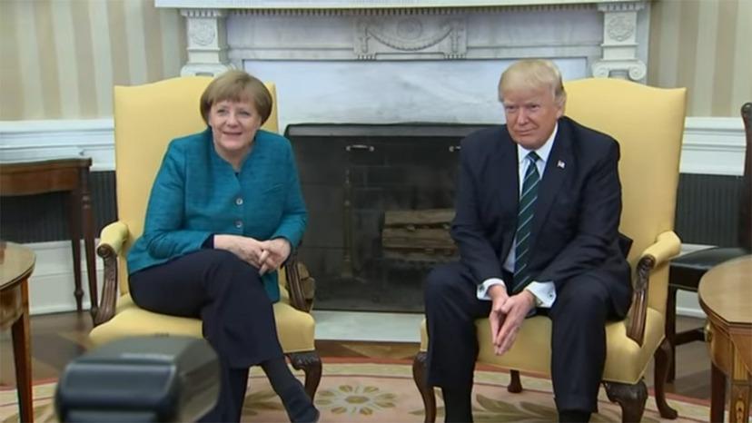 Merkel battre att prata med an om varandra