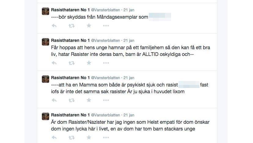 flickvän ljuger om ex Kristianstad